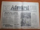 Adevarul 1 iunie 1990-delta dunarii are nevoie de noi