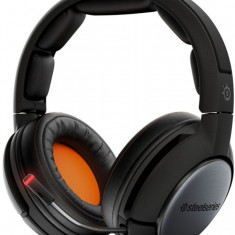 Casti Gaming SteelSeries Siberia 840 7.1, Microfon (Negru)