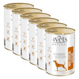 Cumpara ieftin 4Vets Natural Veterinary Exclusive WEIGHT REDUCTION 6 x 400 g