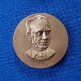 Medalie Ion Irimescu - Scluptor roman - Membru al Academiei Romane