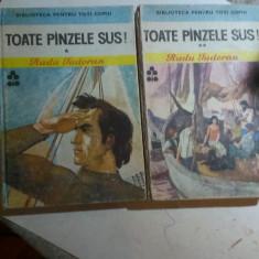 TOATE PANZELE SUS de RADU TUDORAN , 2 VOLUME