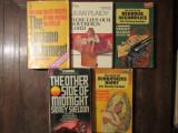 Pachet 5 romane de aventură / polițiste  în limba engleză EDITURA PAN
