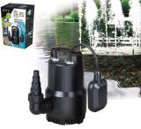 Cumpara ieftin Pompa submersibila acvariu/fantana arteziana 15000 L/H cu senzor de nivel - BOYU