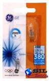 Bec halogen G4 20W 12V sticla clara 27087 GE