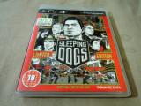 Sleeping Dogs, PS3, original, alte sute de titluri