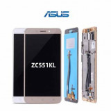 Display cu touchscreen Asus Zenfone 3 Laser ZC551KL Original Negru
