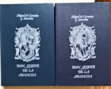 Cervantes - Don Quijote De La Mancha, 2 volume legate, cartonate
