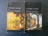 PIERRE CHAUNU - CIVILIZATIA EUROPEI IN SECOLUL LUMINILOR 2 volume, Nemira