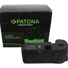 PATONA | Grip baterie cu telecom. tip Panasonic G9 DMW-BGGH9RC pt 1x DMW-BLF19
