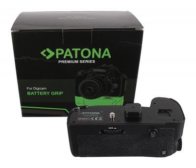 PATONA | Grip baterie cu telecom. tip Panasonic G9 DMW-BGGH9RC pt 1x DMW-BLF19 foto