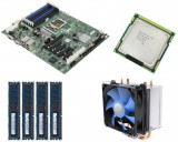 KIT Placa de baza Xeon® Core™ 2 Quad X3430 / 8GB DDR3 1600Mhz [ E51974-406/S ]