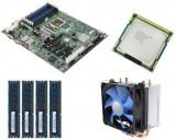 KIT Placa de baza [SHD] Intel E51974 / Xeon Core 2 Quad X3430 / 8GB DDR3 1600Mhz