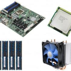 KIT Placa de baza (SHD) Intel E51974-406 + Xeon Core 2 Quad X3430 + 16GB DDR3