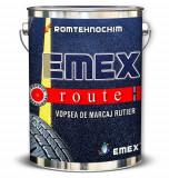 "Vopsea de Marcaj Rutier ""EMEX ROUTE"", Gri, Bidon 5 KG"