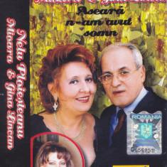 Caseta audio: Mioara Lincan si Nelu Ploiesteanu - Aseara n-am avut somn