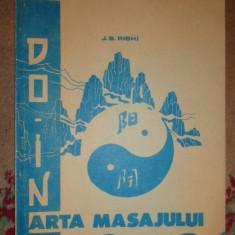 Arta masajului / numeroase figuri/76pagini/format 20x28cm- J.B.Rishi
