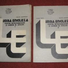 Limba engleza pentru intreprinzatori si oameni de afaceri - Fulvia Turcu (2 vol)