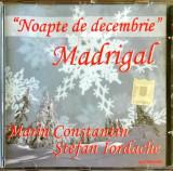Madrigal & Ștefan Iordache – Noapte De Decembrie (1 CD)