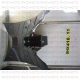Carena plastic caroserie podea Peugeot Elyseo 50 125 150cc 1999 - 2002
