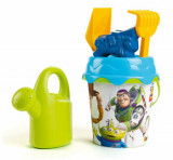 Galetusa cu accesorii pentru nisip, Smoby Toy Story