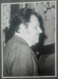 Portretul lui Eugen Barbu// fotografie originala C. Mierlescu