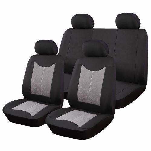 Huse Scaune Auto Chrysler Stratus RoGroup SuedenPolyester 9 Bucati