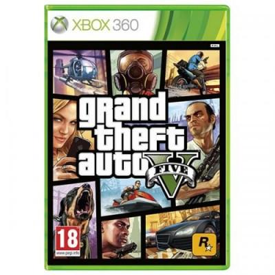 Grand Theft Auto 5 XB360 foto