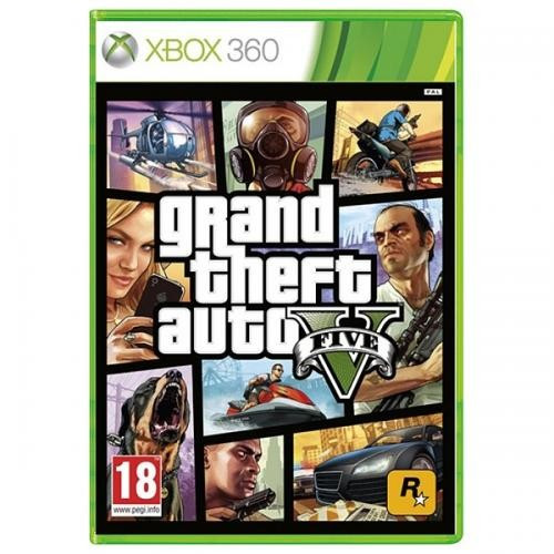 Grand Theft Auto 5 XB360