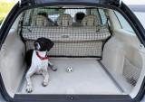 Plasă protectie pt. transport marfă/animale în portbagaj