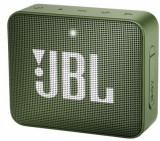 Boxa Portabila JBL Go 2, Bluetooth, 3.1 W (Verde)