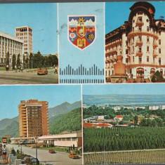 CPI B 11704 CARTE POSTALA - RAMNICU VALCEA, MOZAIC