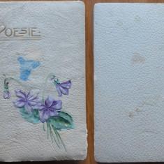 Un carnet cu amintiri din Bucuresti , o cromolitografie , desene , 1913 - 1916