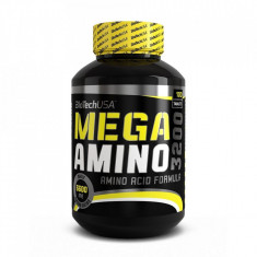 BioTech USA Mega Amino 3200, 100 tablete