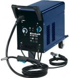 Aparat sudura Einhell BT-GW 150, 120 A, 230 V, electrod 0.6-0.8 mm, in gaz protector, ventilator racire, 25.4 kg