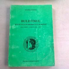 BULETINUL SOCIETATII NUMISMATICE ROMANE 1992 - 1993