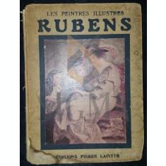 M. HENRY ROUJON - RUBENS, LES PEINTRES ILLUSTRES