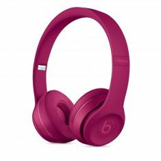 Casti wireless Beats Solo 3, brick red