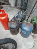 BUTELII GAZ SI CARUCIOR