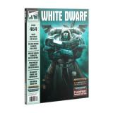 Revista White Dwarf Warhammer, Games Workshop, Editia 464
