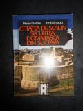 MIRCEA D. MATEI - CETATEA DE SCAUN SI CURTEA DOMNEASCA DIN SUCEAVA