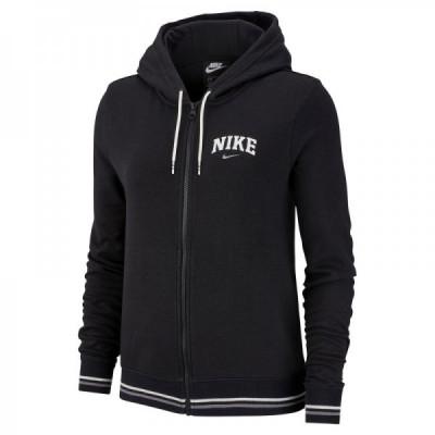 Bluza Nike W NSW HOODIE FZ FLC VRSTY foto