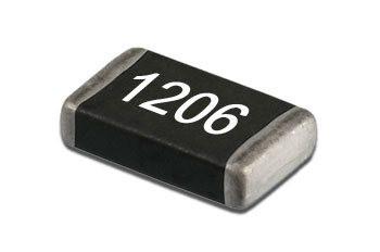 Rezistenta 22R, SMD 1206, 0,25W, cu pelicula metalica - 329426