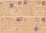 1931 Intreguri postale unguresti la Cluj, Kolozsvar, Ortner Mihályné