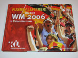 Album fotbal - Campionatul Mondial Germania 2006