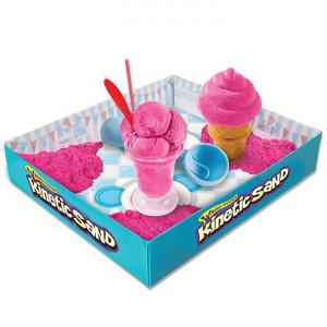 Nisip Kinetic set inghetata - Kinetic Sand