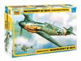 Zvezda 4802 - German Messerschmitt BF-109 F2 1:48