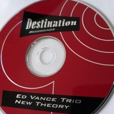 ED VANCE TRIO - NEW THEORY - CD