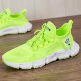 Pantofi sport barbati verzi Uvori