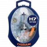 Bec auto OSRAM Cutie becuri H7