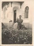 Fotografie militar roman poligon trageri artilerie Dadilov 1935